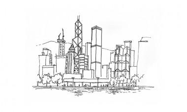 """香港的""""区块链""""棋局"""